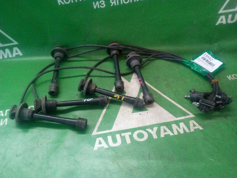 Провод высокого напряжения (комплект) Toyota Mark Ii GX100 1GFE (б/у)