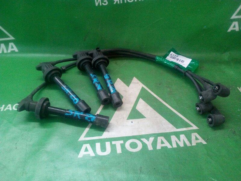 Провод высокого напряжения (комплект) Nissan Bluebird U14 SR20 (б/у)