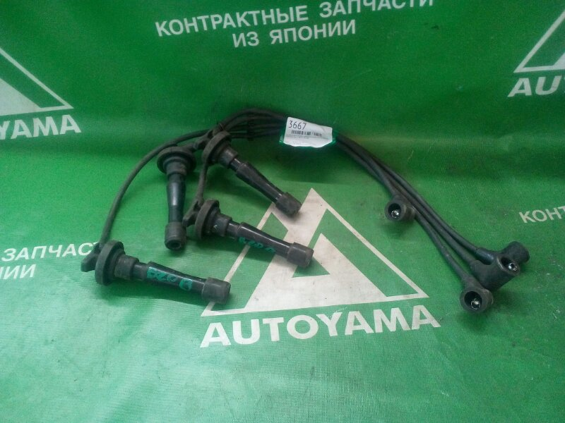 Провод высокого напряжения (комплект) Honda Cr-V RD1 B20B (б/у)