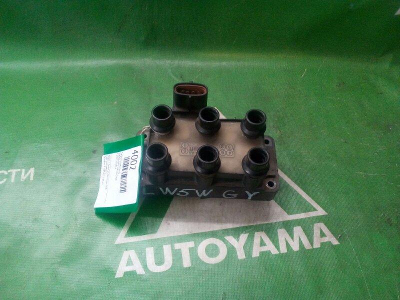 Катушка зажигания Mazda Mpv LW5W GYDE (б/у)