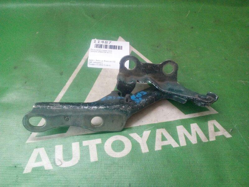 Петля капота Toyota Sprinter AE110 передняя правая (б/у)