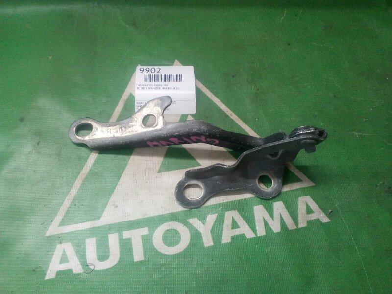 Петля капота Toyota Sprinter Marino AE101 передняя левая (б/у)