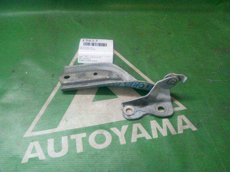 Петля капота Toyota Duet M100A левая (б/у)
