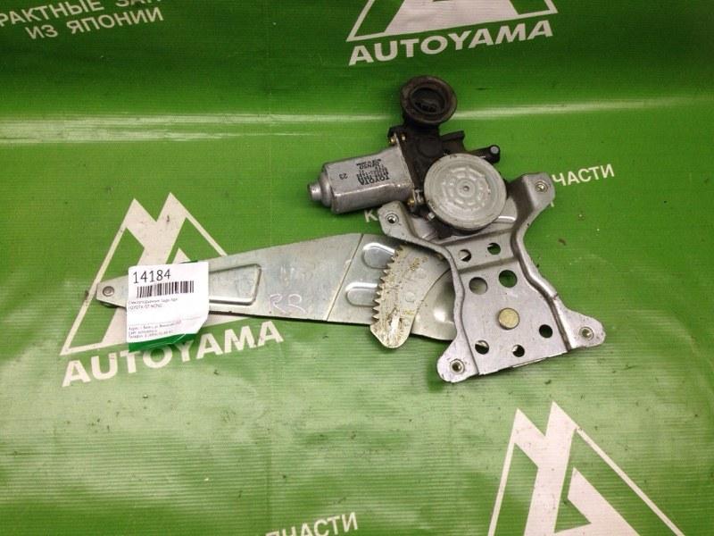Стеклоподъемник Toyota Ist NCP60 задний правый (б/у)