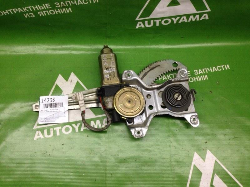 Стеклоподъемник Toyota Sprinter Carib AE110 задний правый (б/у)