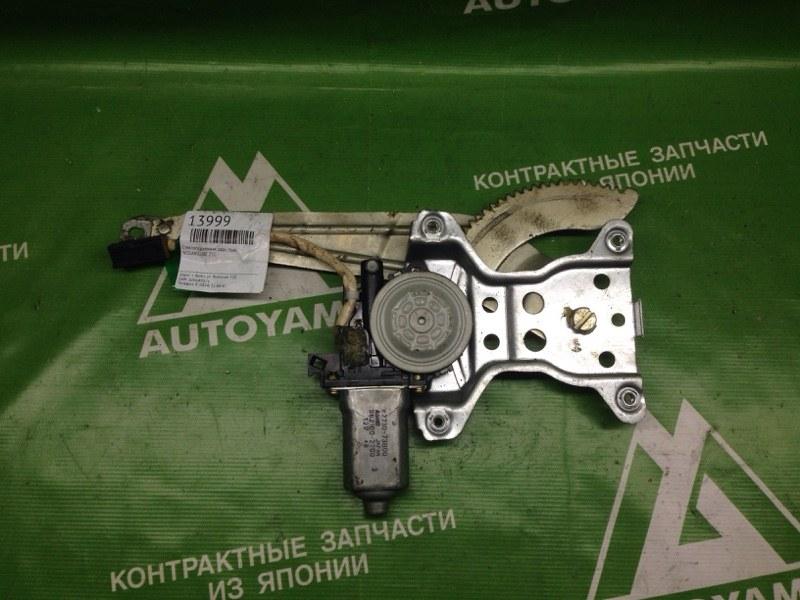 Стеклоподъемник Nissan Cube Z10 задний правый (б/у)