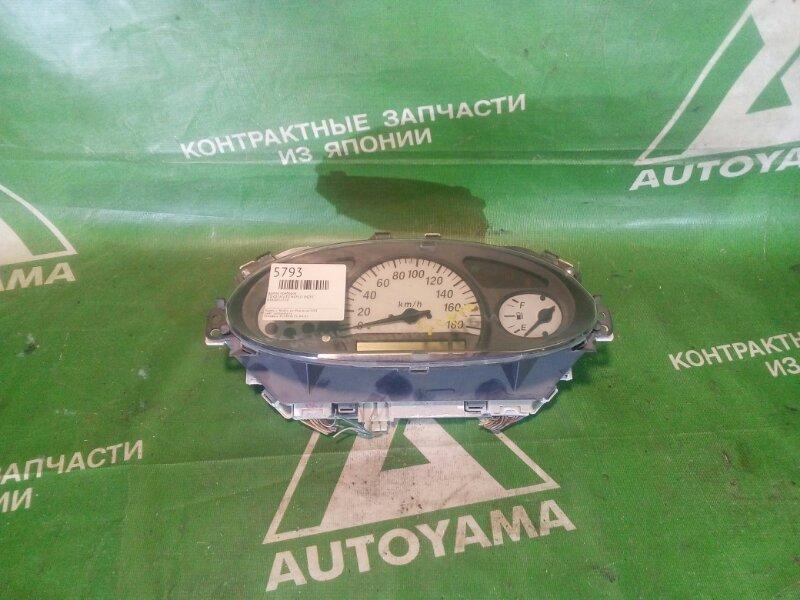 Щиток приборов Toyota Vitz NCP10 1NZFE (б/у)