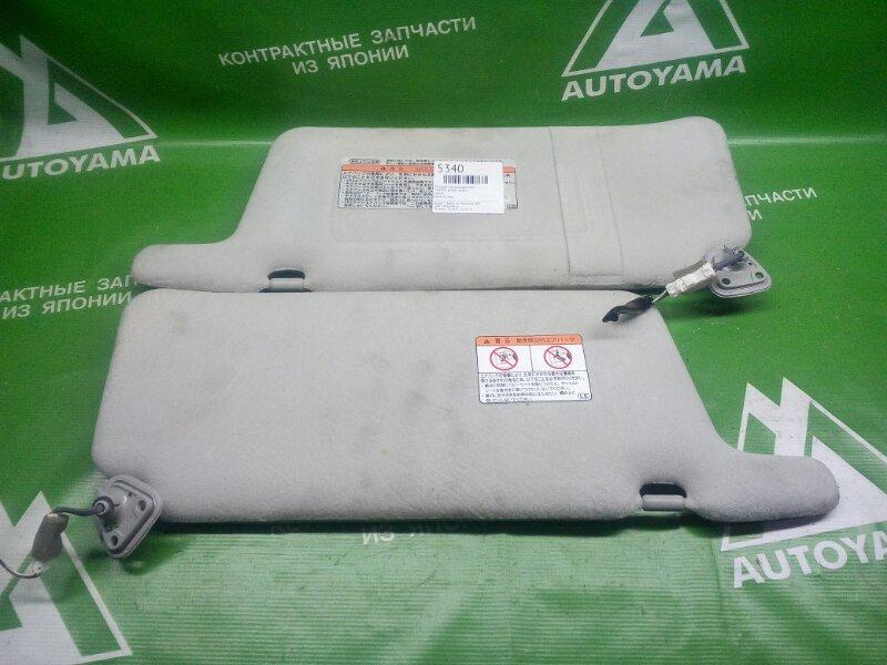 Козырек солнцезащитный Toyota Ipsum ACM21 (б/у)