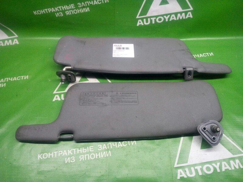 Козырек солнцезащитный Toyota Caldina AT190 (б/у)