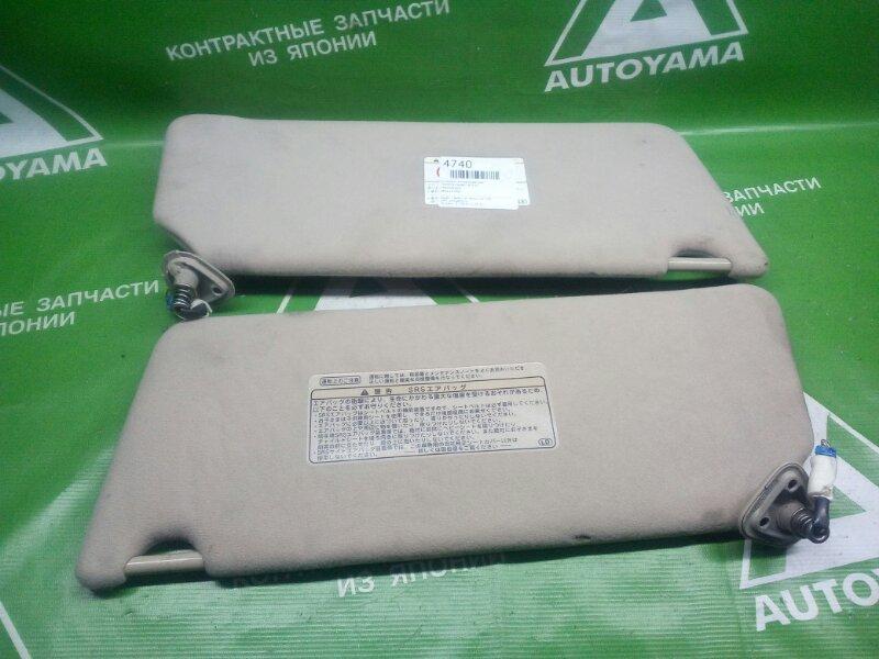 Козырек солнцезащитный Toyota Camry ACV30 (б/у)