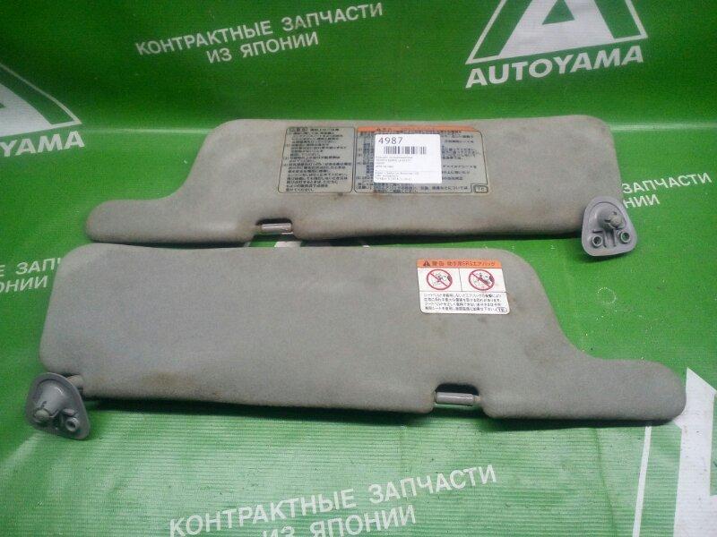 Козырек солнцезащитный Toyota Corolla AE100 (б/у)