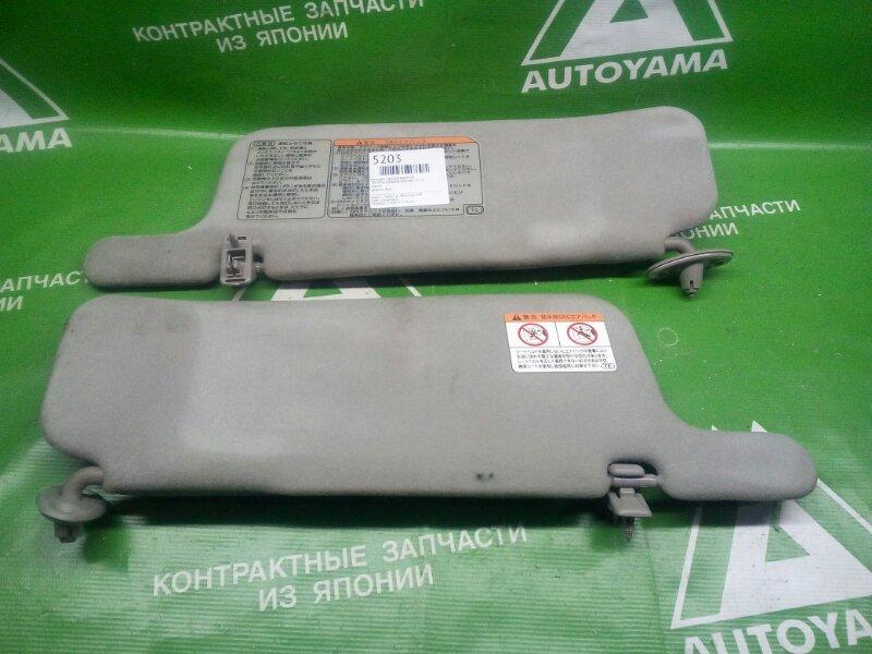 Козырек солнцезащитный Toyota Corona Premio ST210 (б/у)