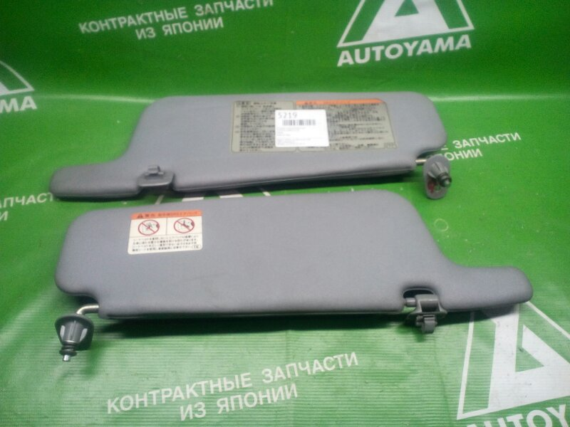 Козырек солнцезащитный Toyota Corsa EL50 (б/у)