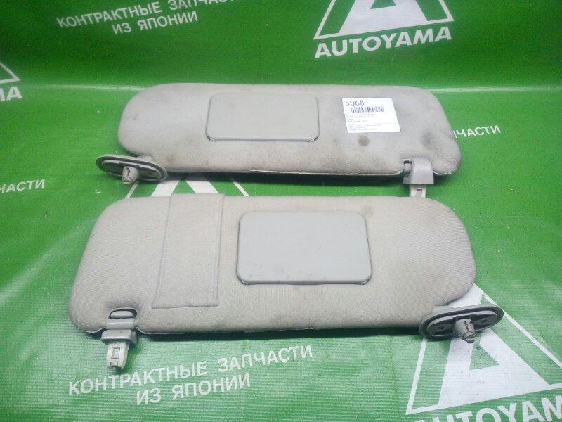 Козырек солнцезащитный Toyota Corolla ZZE120 (б/у)