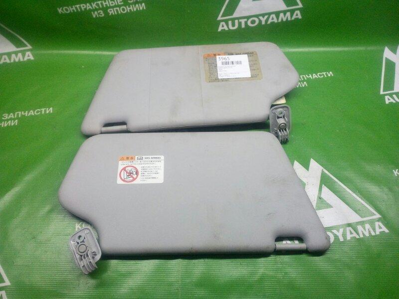 Козырек солнцезащитный Mazda Demio DY5W (б/у)