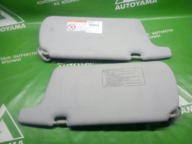 Козырек солнцезащитный Honda Stream RN1 (б/у)