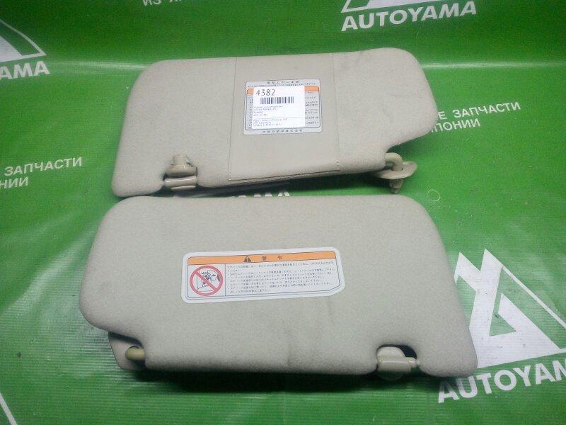 Козырек солнцезащитный Nissan Primera P12 (б/у)