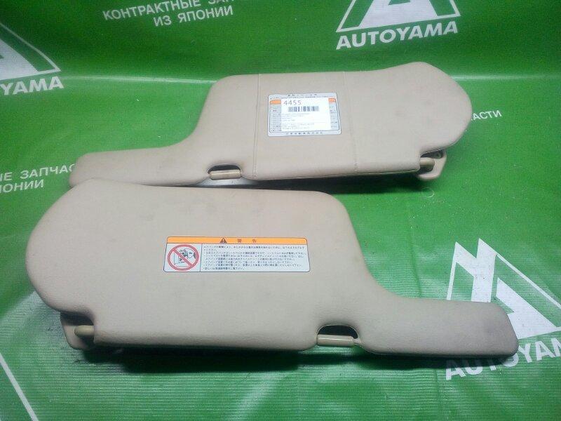Козырек солнцезащитный Nissan Sunny FB15 (б/у)