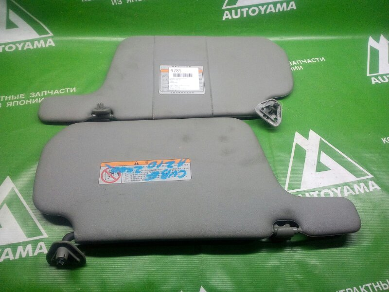 Козырек солнцезащитный Nissan Cube Z10 (б/у)