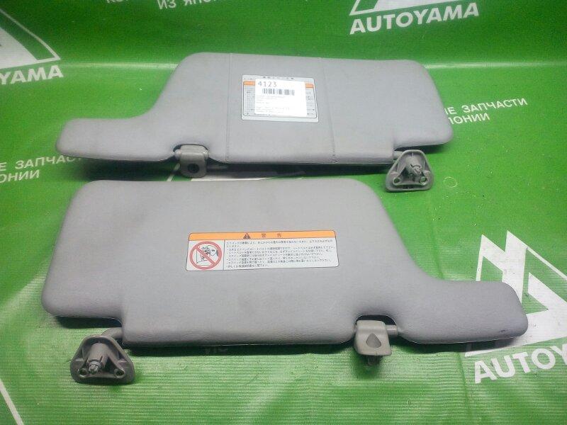 Козырек солнцезащитный Nissan Avenir W11 (б/у)