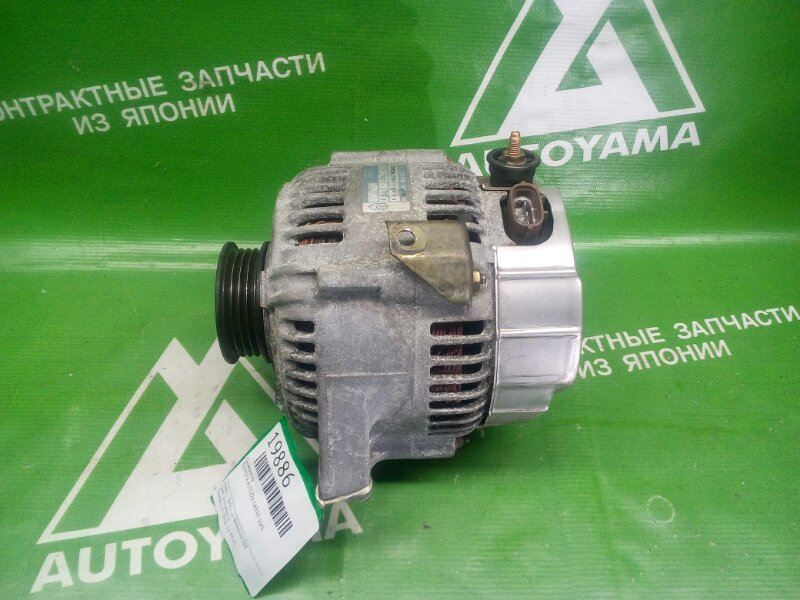 Генератор Toyota Altezza GXE10 1GFE (б/у)