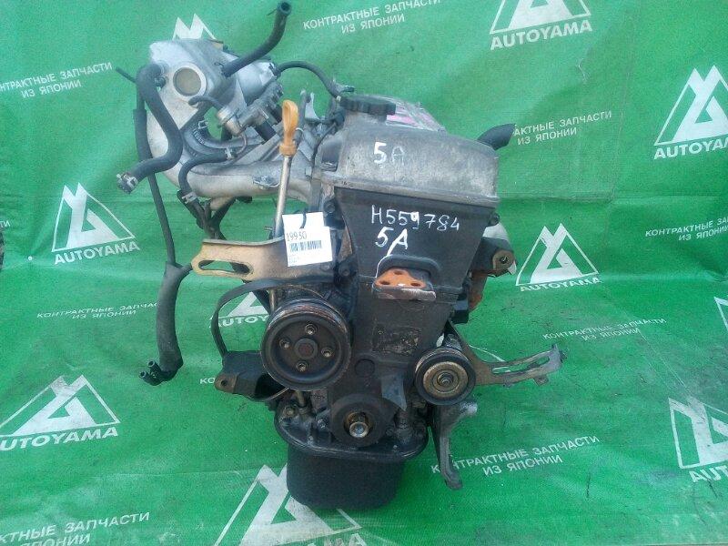 Двигатель Toyota Corolla AE100 5AFE (б/у)