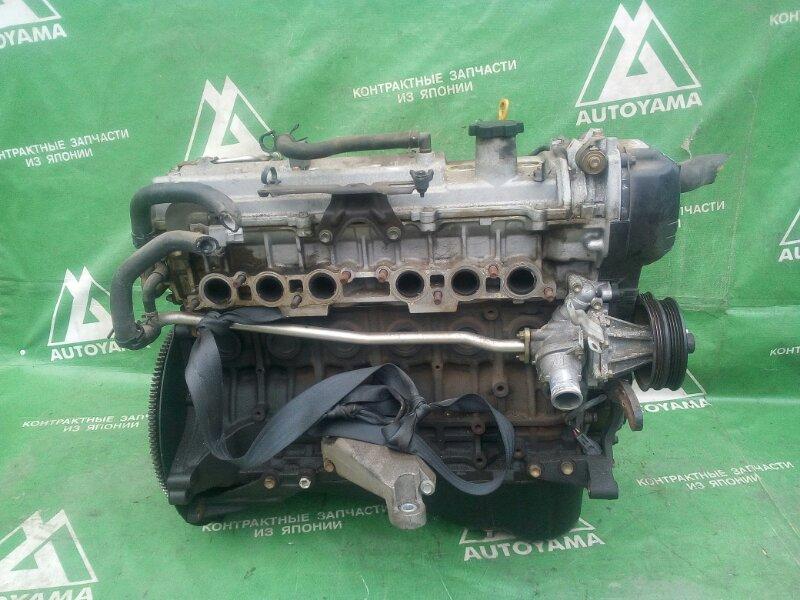 Двигатель Toyota Altezza GXE10 1GFE (б/у)
