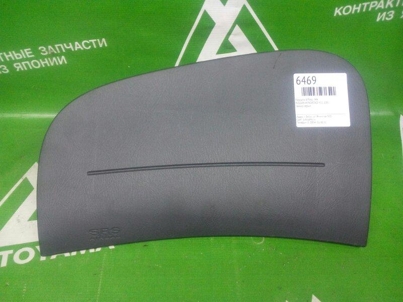 Крышка airbag Nissan Wingroad Y11 2002 левая (б/у)