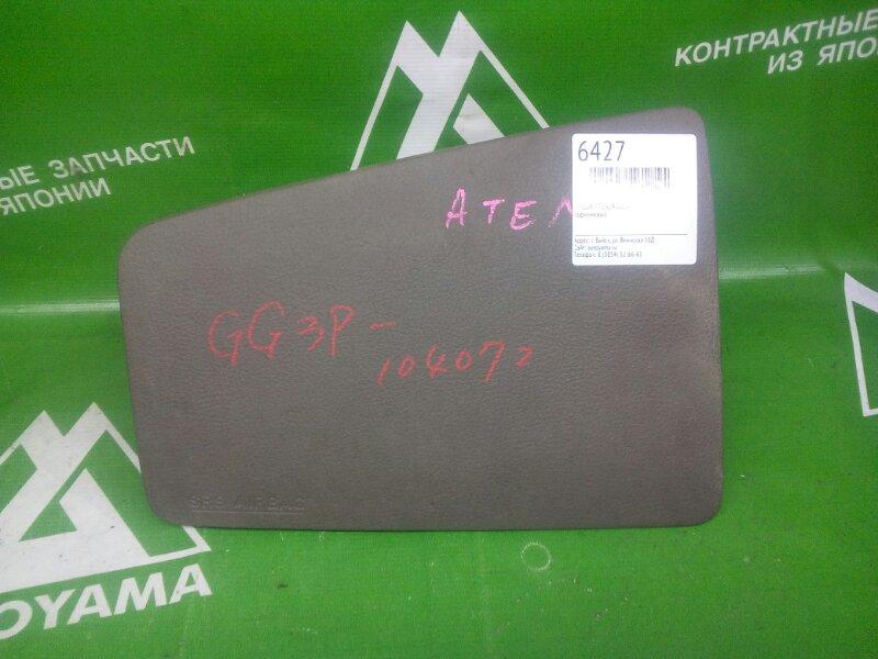 Крышка airbag Mazda Atenza GG3P левая (б/у)