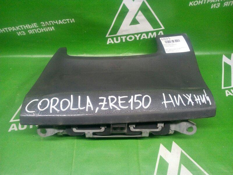 Крышка airbag Toyota Corolla ZRE150 правая (б/у)