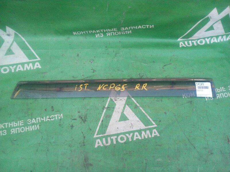 Ветровик Toyota Ist NCP60 задний правый (б/у)