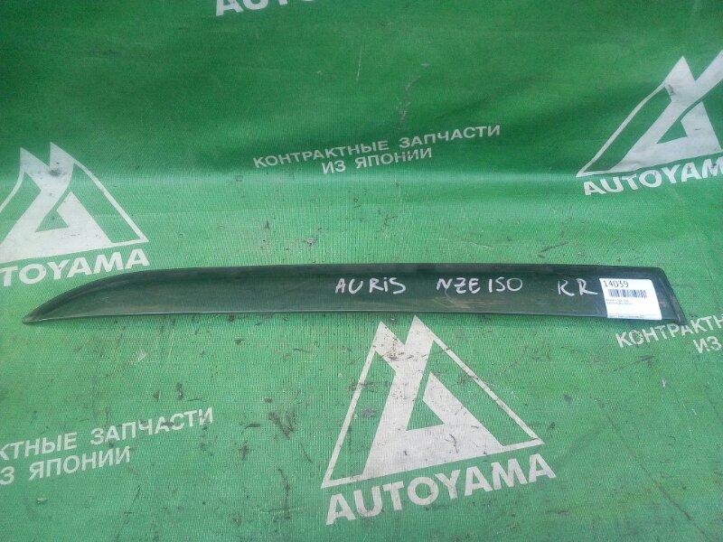 Ветровик Toyota Auris NZE151 задний правый (б/у)