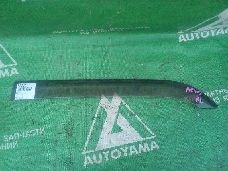 Ветровик Toyota Sprinter Carib AE110 задний левый (б/у)
