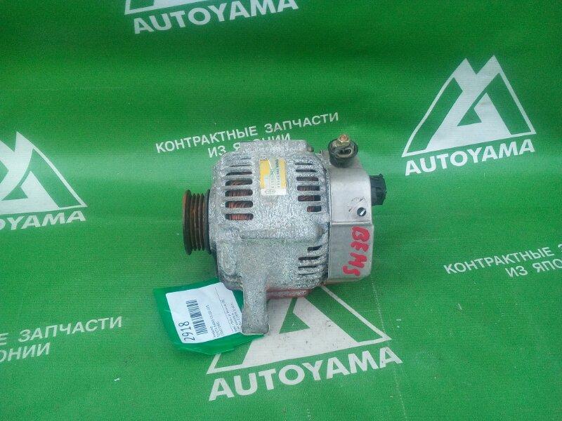 Генератор Toyota Mark Ii GX100 1GFE (б/у)