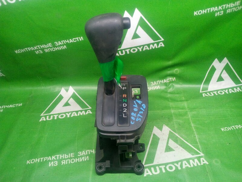 Рычаг переключения кпп Toyota Corona Premio AT210 (б/у)