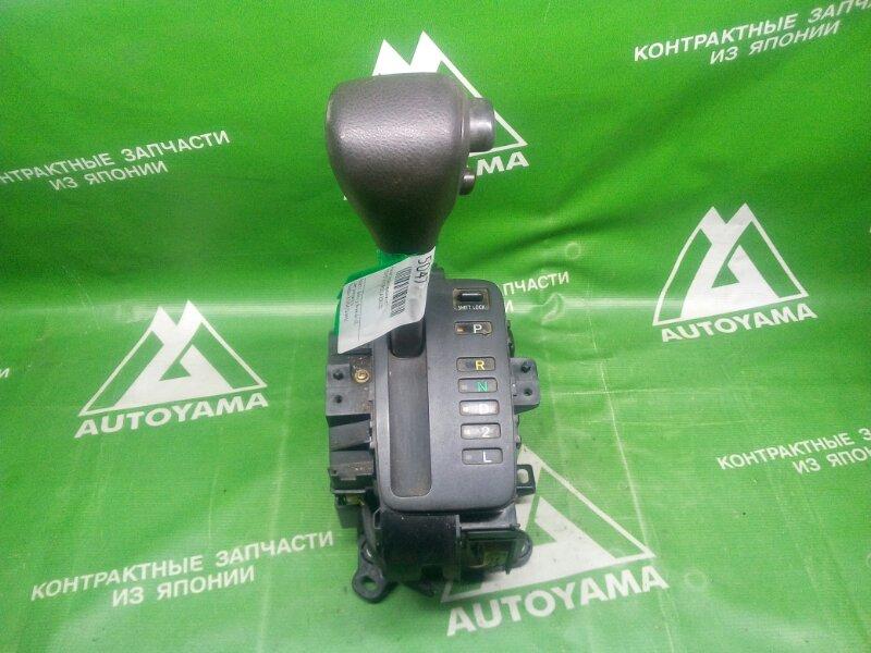 Рычаг переключения кпп Toyota Corolla ZZE120 (б/у)