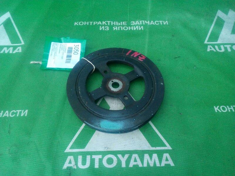Шкив коленвала Toyota Platz NCP12 1NZFE (б/у)