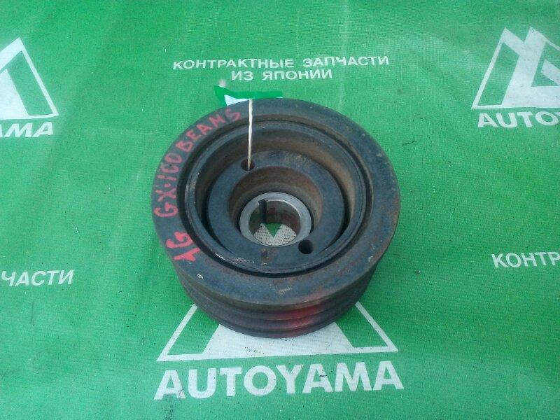 Шкив коленвала Toyota Mark Ii GX100 1GFE (б/у)
