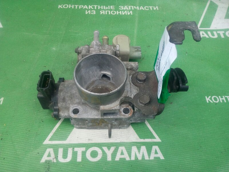 Дроссельная заслонка Toyota Carina AT211 7AFE (б/у)