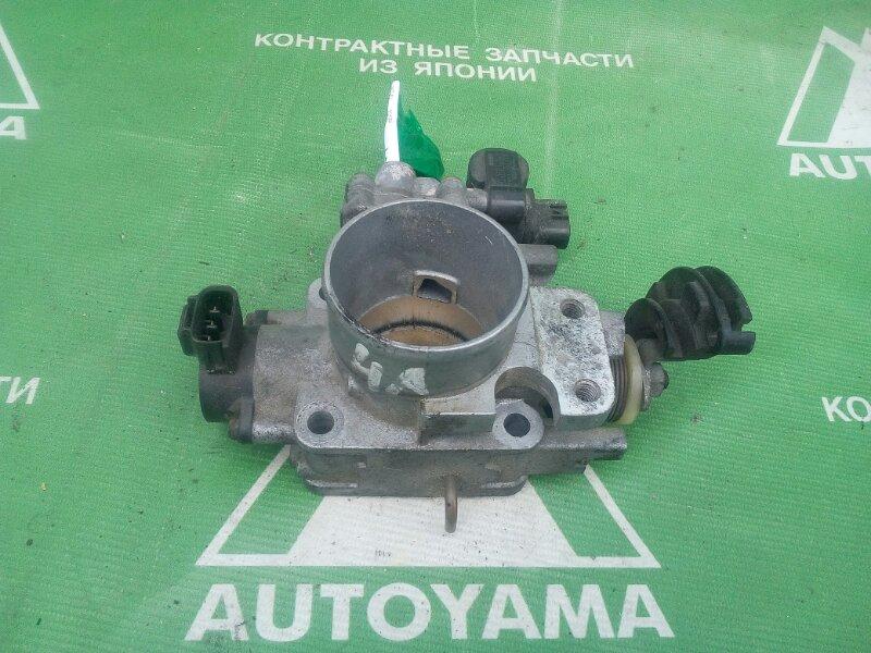 Дроссельная заслонка Toyota Sprinter Marino AE101 4AFE (б/у)
