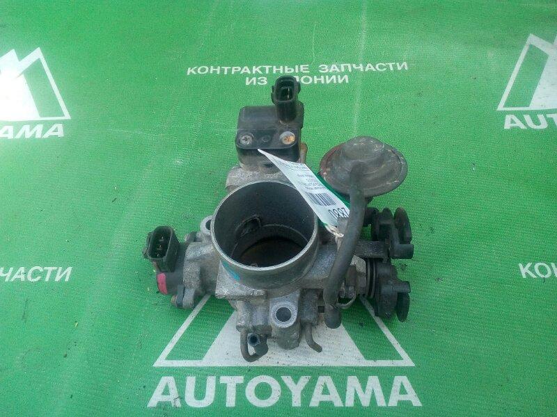 Дроссельная заслонка Toyota Ipsum SXM15 3SFE (б/у)
