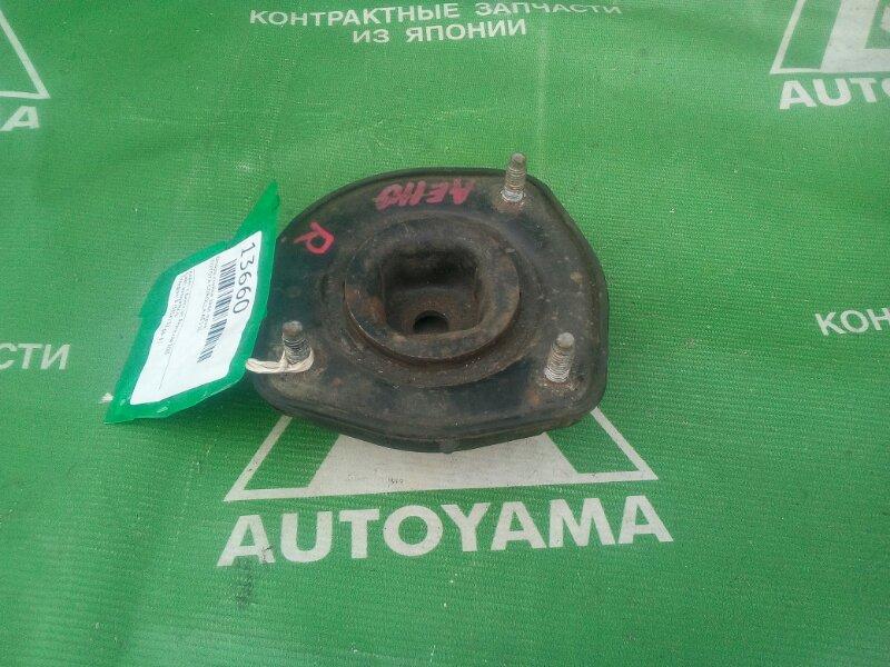 Опора стойки Toyota Corolla AE110 задняя правая (б/у)