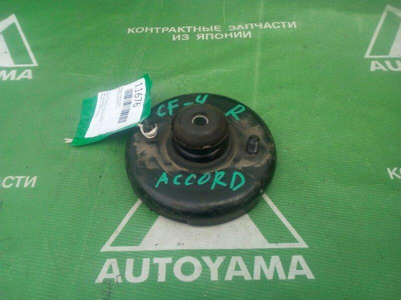 Опора стойки Honda Accord CF4 задняя (б/у)