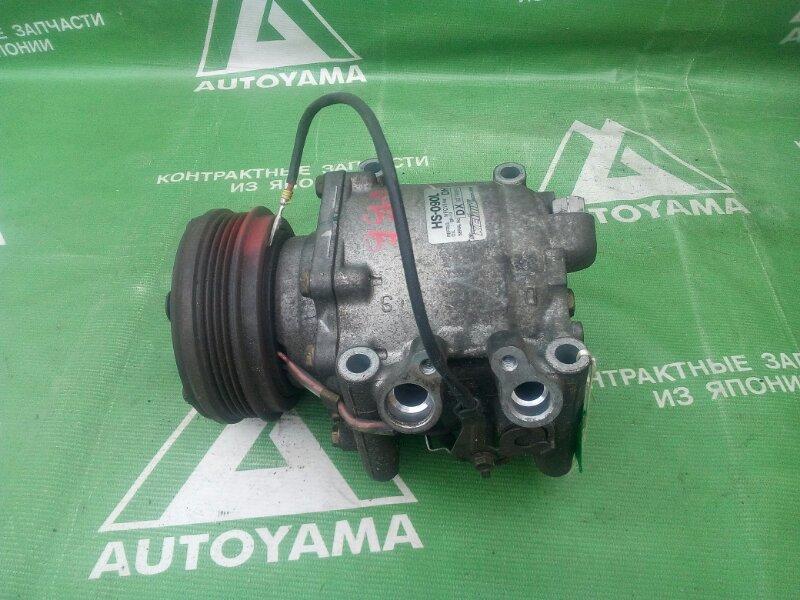 Компрессор кондиционера Honda Partner EY7 D15B (б/у)