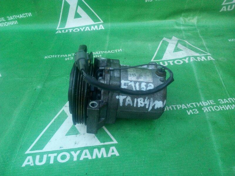 Компрессор кондиционера Subaru Impreza GG2 EJ15 (б/у)