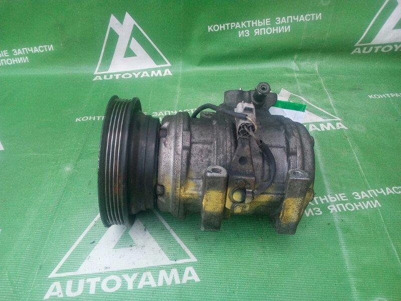 Компрессор кондиционера Toyota Caldina ST215 3SGE (б/у)