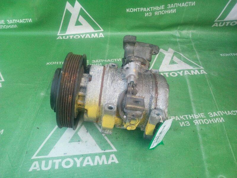 Компрессор кондиционера Toyota Opa ZCT10 1ZZFE (б/у)