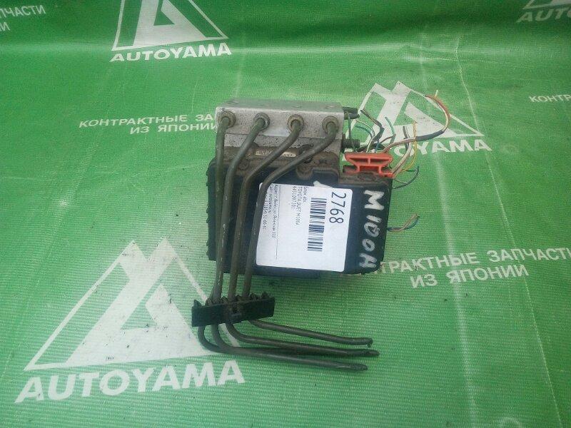 Блок abs Toyota Duet M100A (б/у)