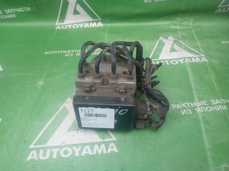Блок abs Toyota Raum EXZ15 (б/у)
