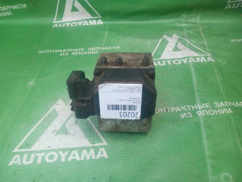 Блок abs Toyota Hiace LH178V 5L (б/у)